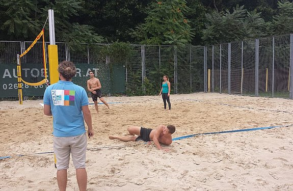 JVP Summerclosing Beachvolleyball Turnier